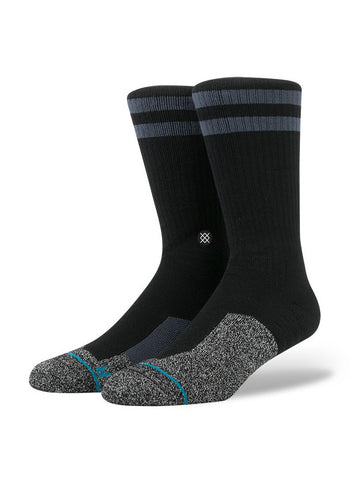 Stance Socks - Men's Performance Thread | F.T.R Black - Fitshop