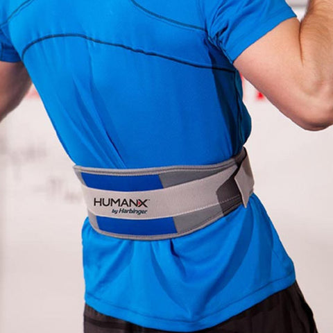 "HumanX by Harbinger - Competition CoreFlex Belt 5"" - Fitshop - 3"