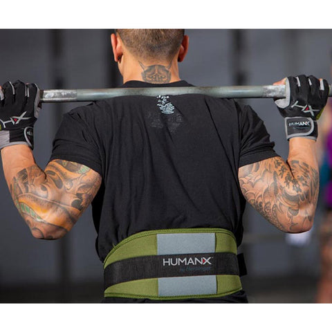 "HumanX by Harbinger - Competition CoreFlex Belt 6"" - Fitshop - 2"