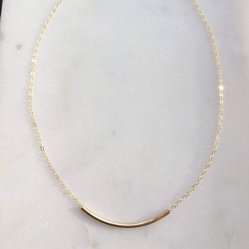 Minimal Necklace - Front & Company: Gift Store