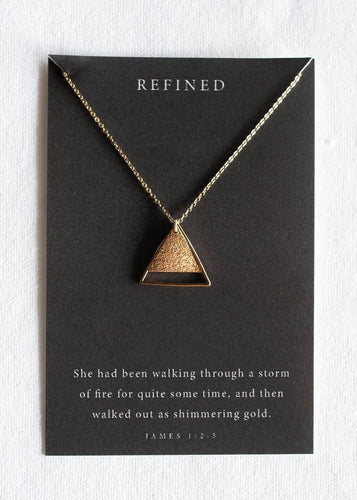 Refined Necklace - Front & Company: Gift Store