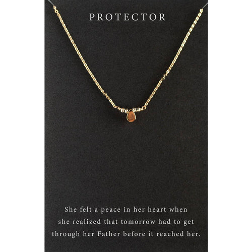 Protector Necklace - Front & Company: Gift Store