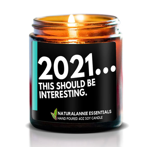 2021...THIS SHOULD BE INTERESTING: Sangria Scented Soy Candle - Front & Company: Gift Store
