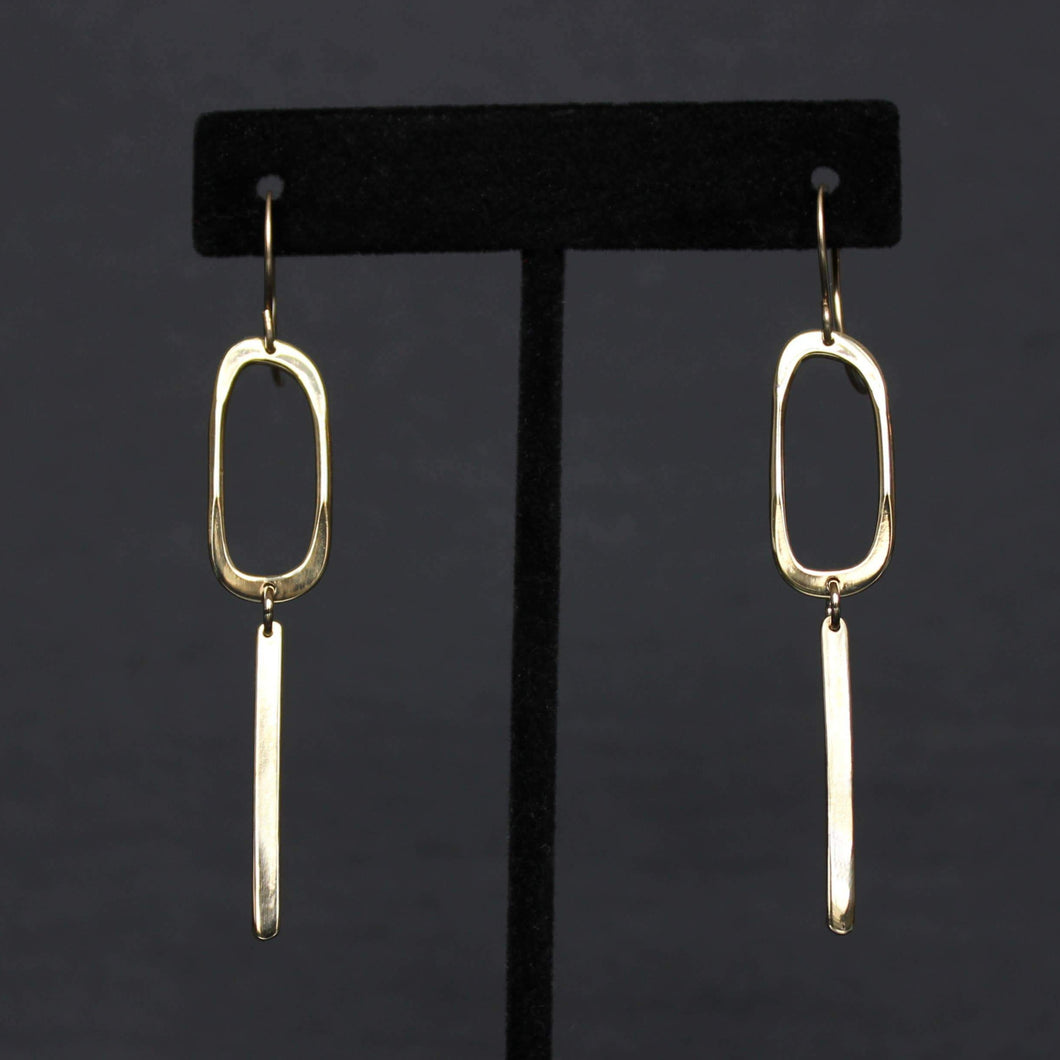 Loligo Earrings - Front and Company: Gifts