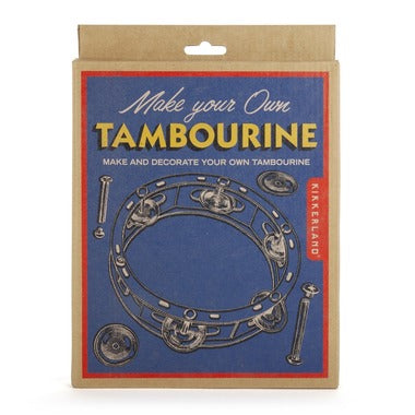 Make Your Own Tambourine
