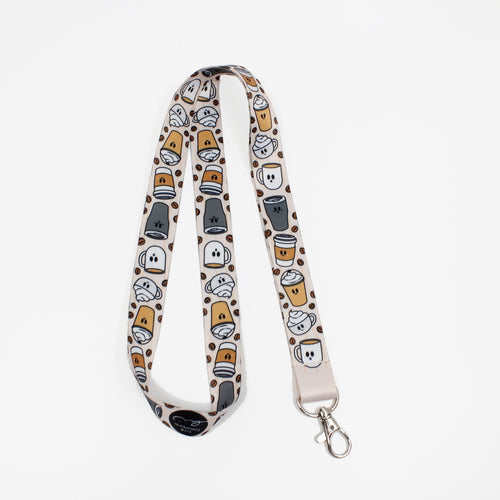 Coffee Lanyard - Front & Company: Gift Store