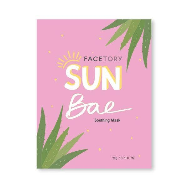 Sun Bae Soothing Mask - Front and Company: Gifts