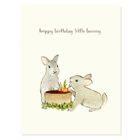 Carrot Cake Birthday Card - Front & Company: Gift Store