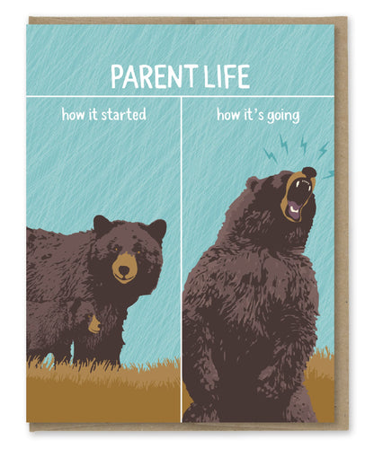 How's It Going - Parent card - Front & Company: Gift Store