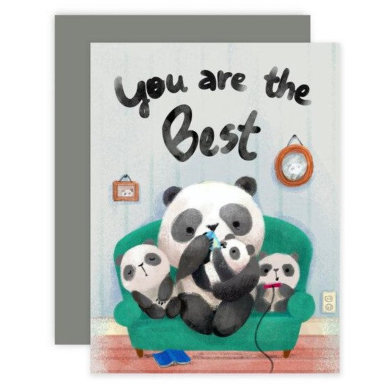 Panda! you are the best card