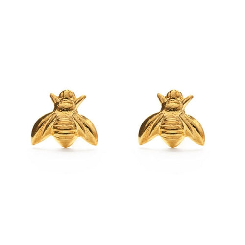 Gold Honey Bee Studs - Front & Company: Gift Store