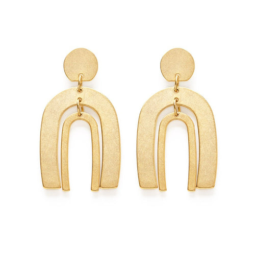 Arches Earrings - Front & Company: Gift Store
