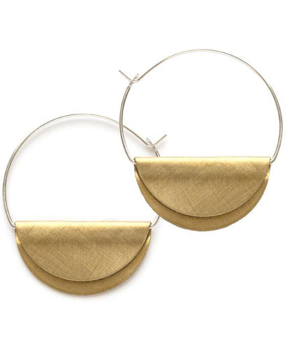 Hathor Hoops - Front & Company: Gift Store