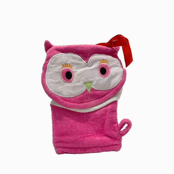 Apple Park Pink Owl