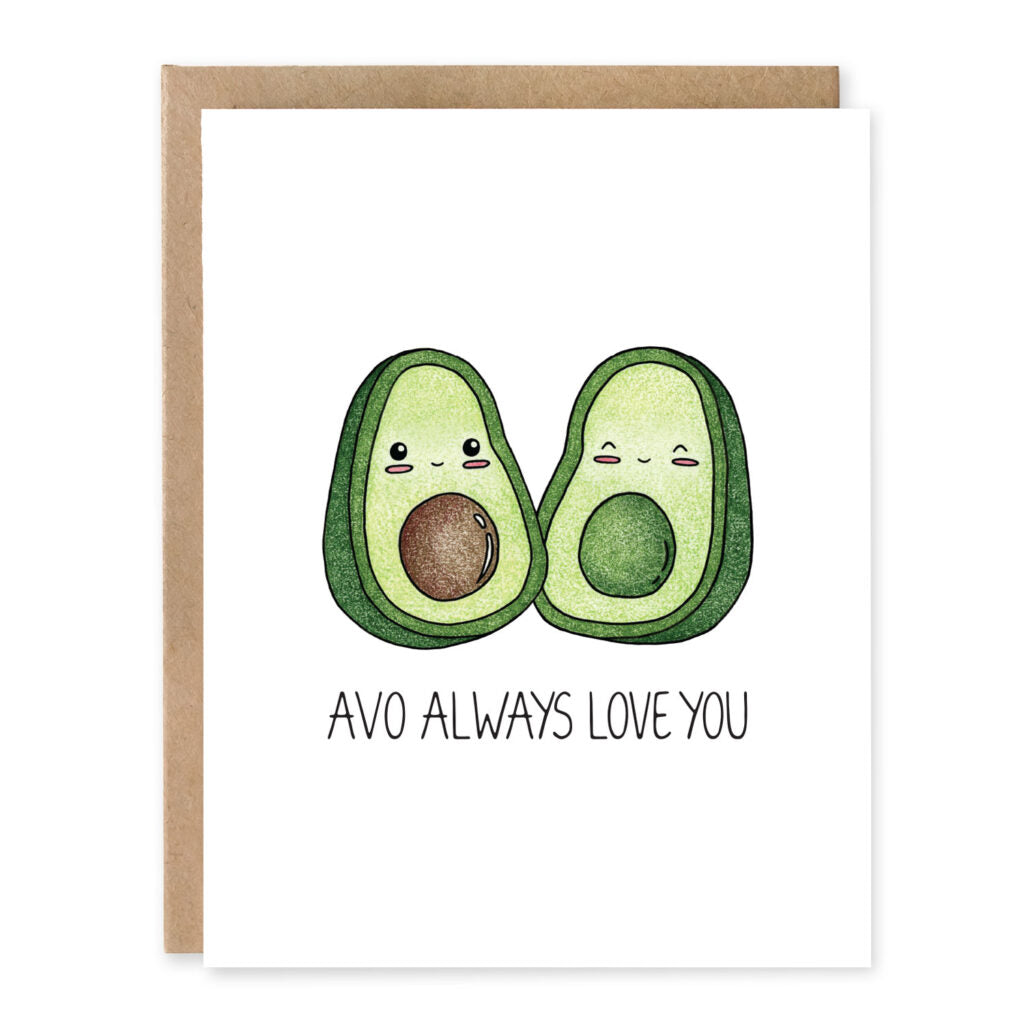 Avo Always Love You