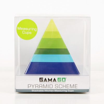 GamaGo Pyramid Scheme - Front & Company: Gift Store