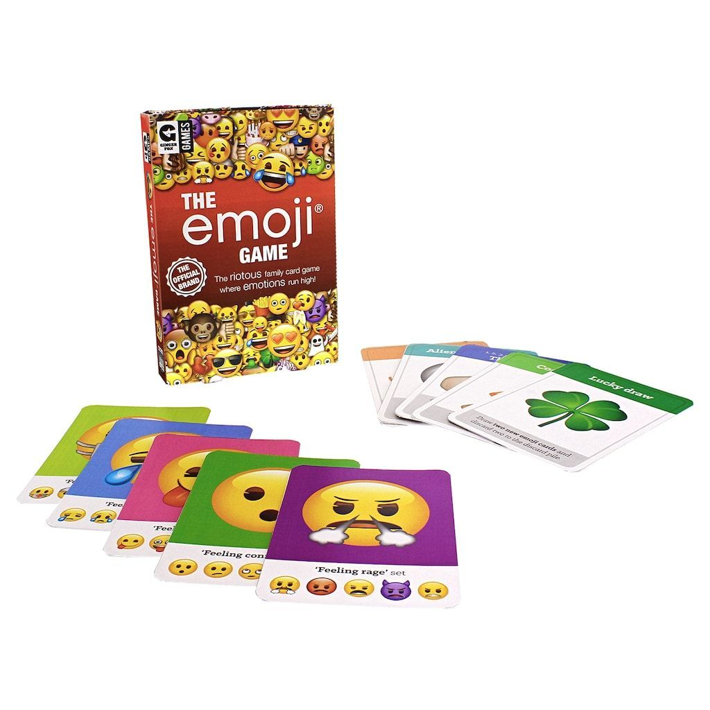 The Emoji Game - Front and Company: Gifts
