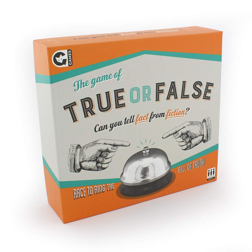 True or False Game - Front and Company: Gifts