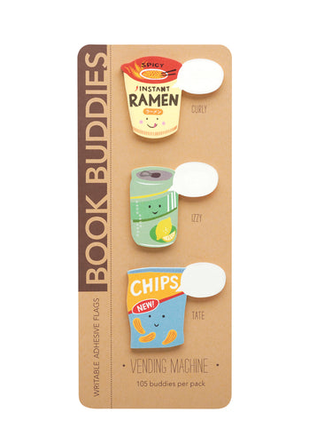 Vending Machine Book Buddies - Front & Company: Gift Store