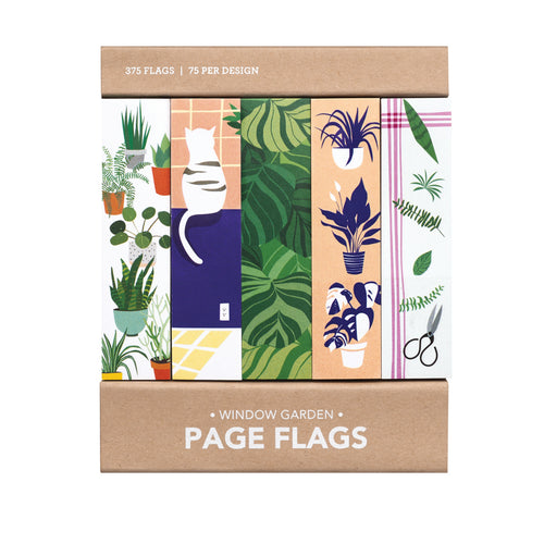 Window Garden Page Flags - Front & Company: Gift Store