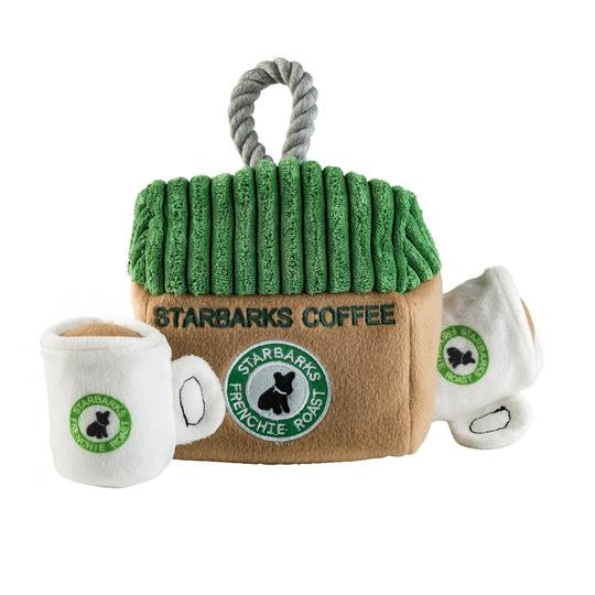 Starbarks Coffee House Interactive Toy