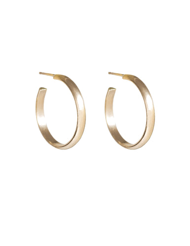 Pico Hoop Earrings - Front & Company: Gift Store