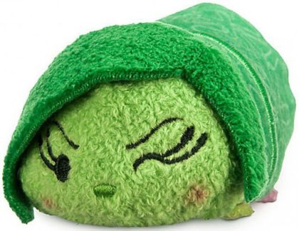 Inside Out Disgust Tsum Tsum Screen Cleaner