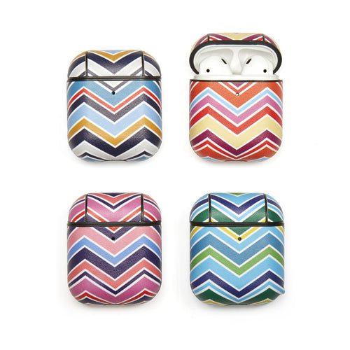 Striped AirPods Case - Front & Company: Gift Store