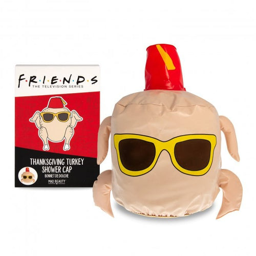 Friends Turkey Shower Cap - Front & Company: Gift Store