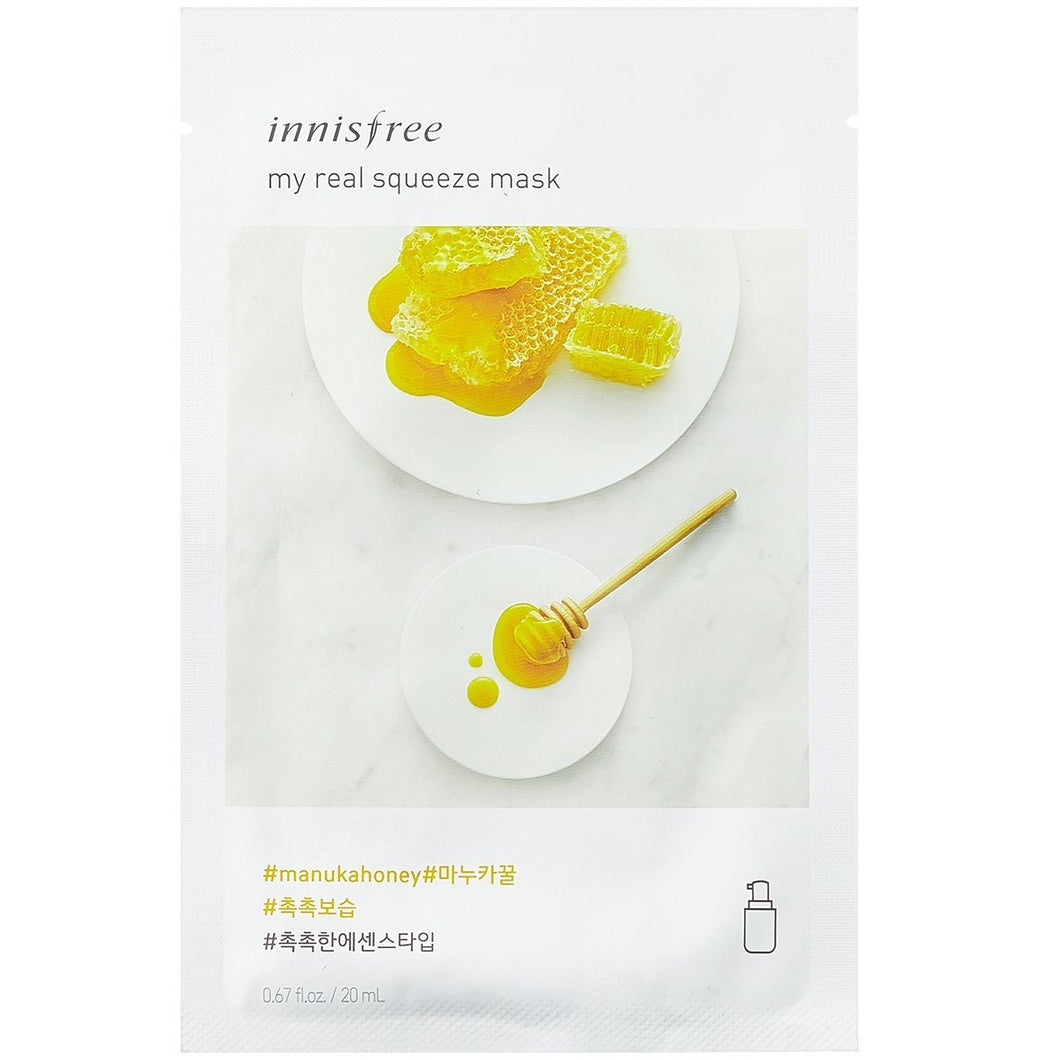 Innisfree Honey Mask