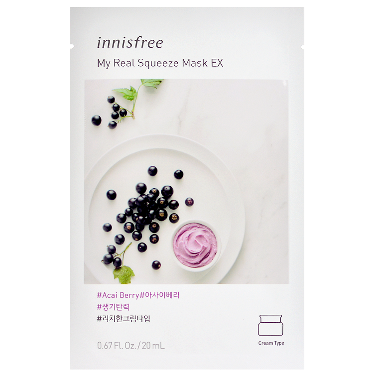 Innisfree Acai Berry Mask
