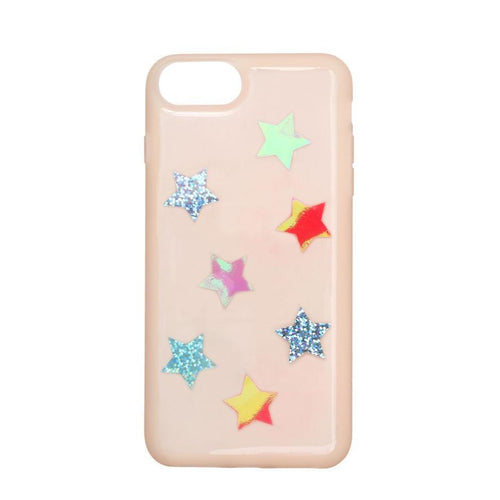 Stars Flexible phone Case (6+, 7+,8+) - Front & Company: Gift Store