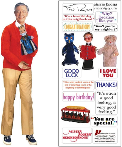 Mister Rogers Quotable Notable - Front & Company: Gift Store