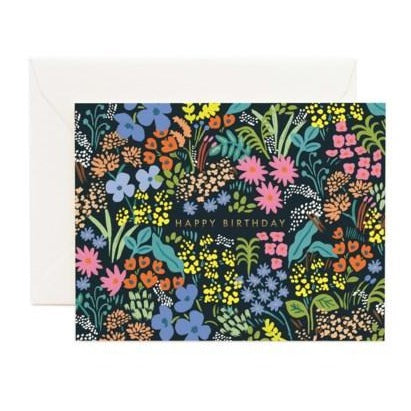 Birthday Meadow Greeting Card