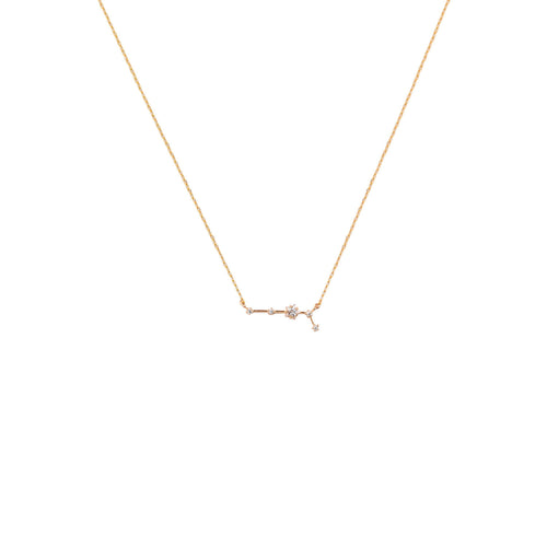 Aries Constellation Necklace - Front & Company: Gift Store