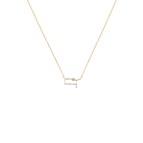 Gemini Constellation Necklace - Front & Company: Gift Store