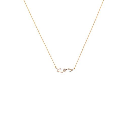 Scorpio Constellation Necklace - Front & Company: Gift Store