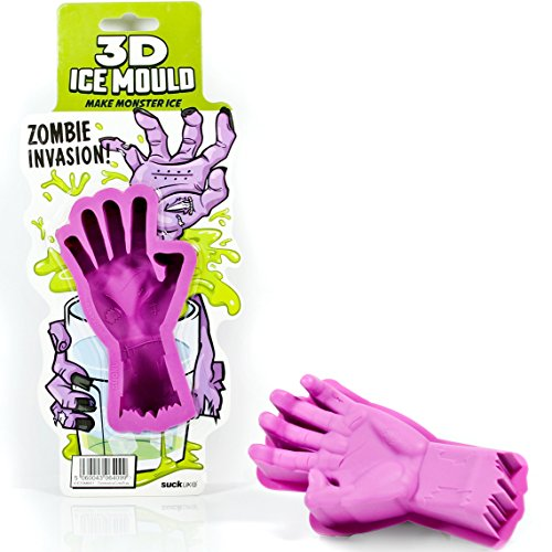 Suck 3D Ice Mould Zombie Invasion - Front & Company: Gift Store