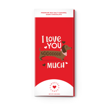 Load image into Gallery viewer, Love You Sooo Much Chocolate Bar & Card