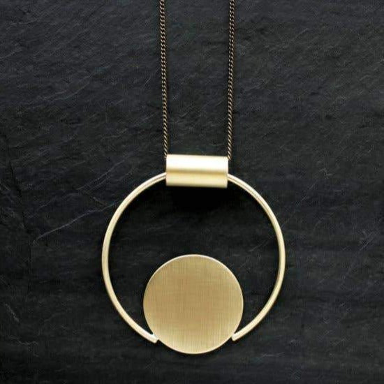 Eloria Necklace - Front and Company: Gifts