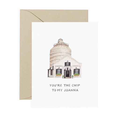 Chip and Joanna Love Greeting Card - Front & Company: Gift Store