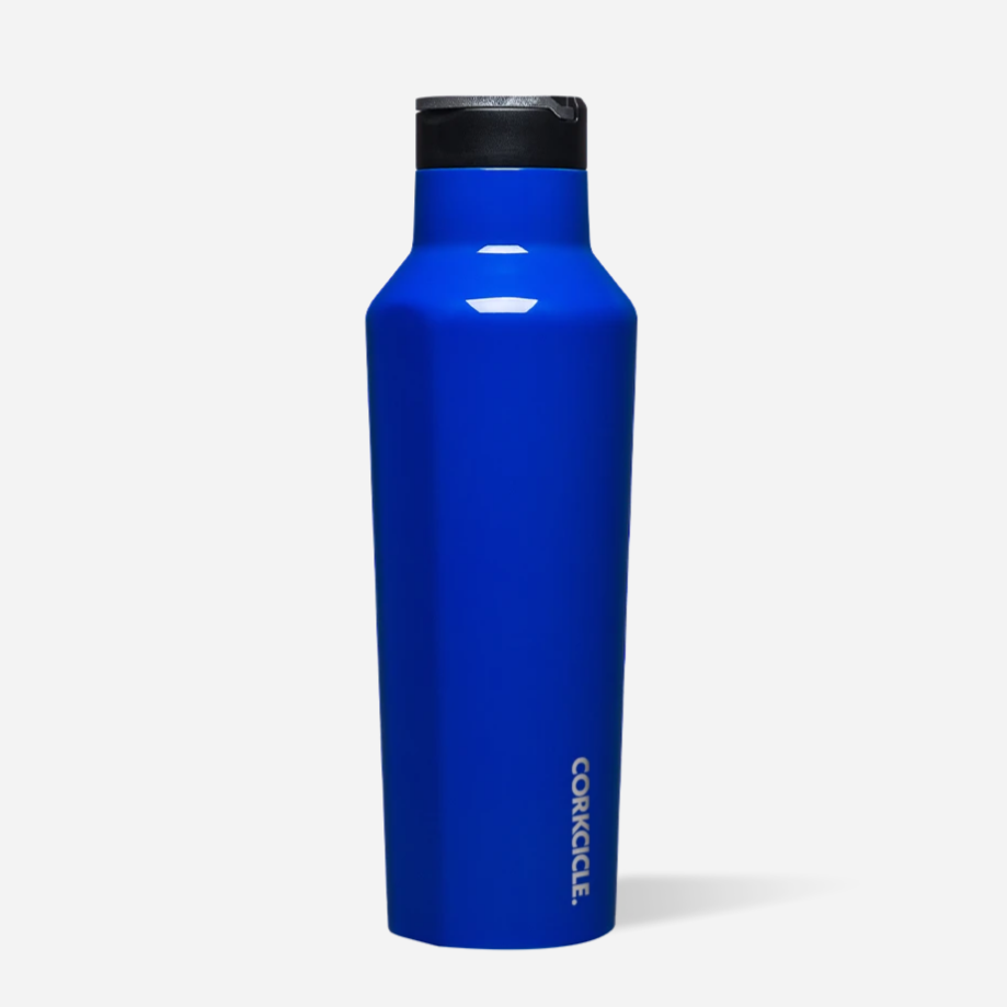 Corkcicle Canteen 20oz - Gloss Cobalt