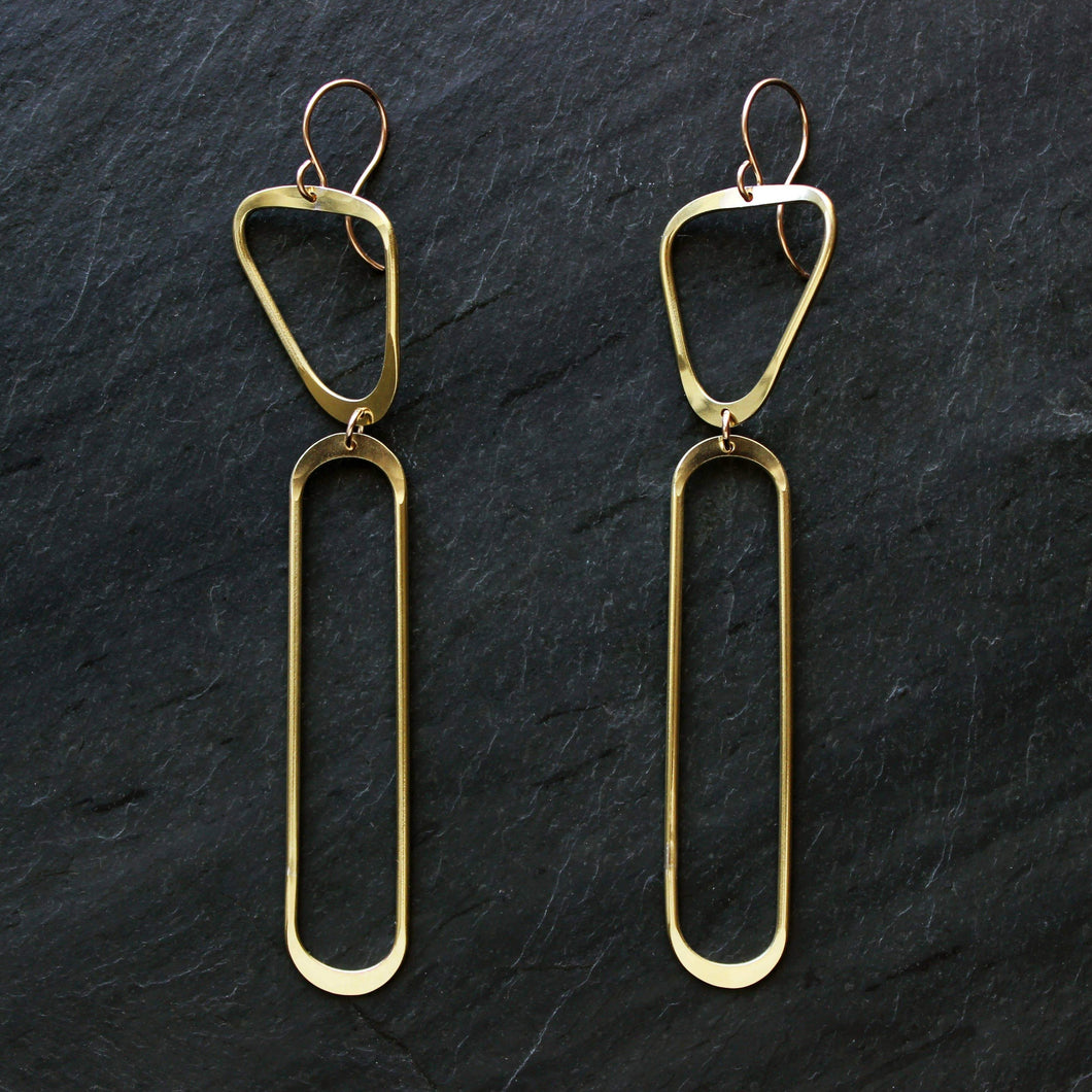 Phora Earrings - Front and Company: Gifts