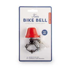 Load image into Gallery viewer, Bike Bell Red