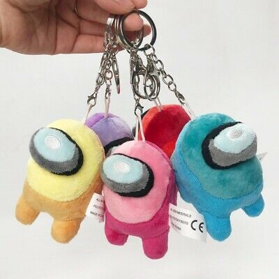 Among Us Plush Keychain