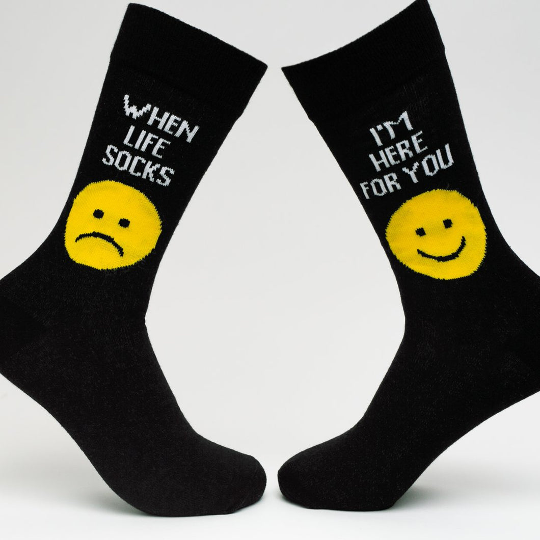 When Life Socks - Small