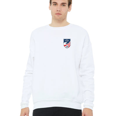 White Cotton Sweatshirt (National League)