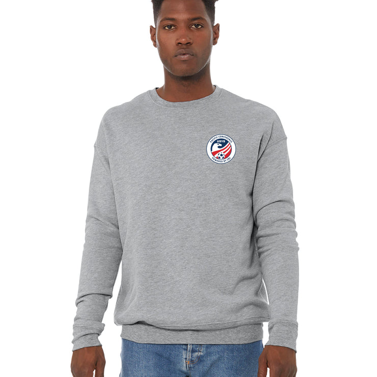 Grey Cotton Sweatshirt (Pacific Conference)