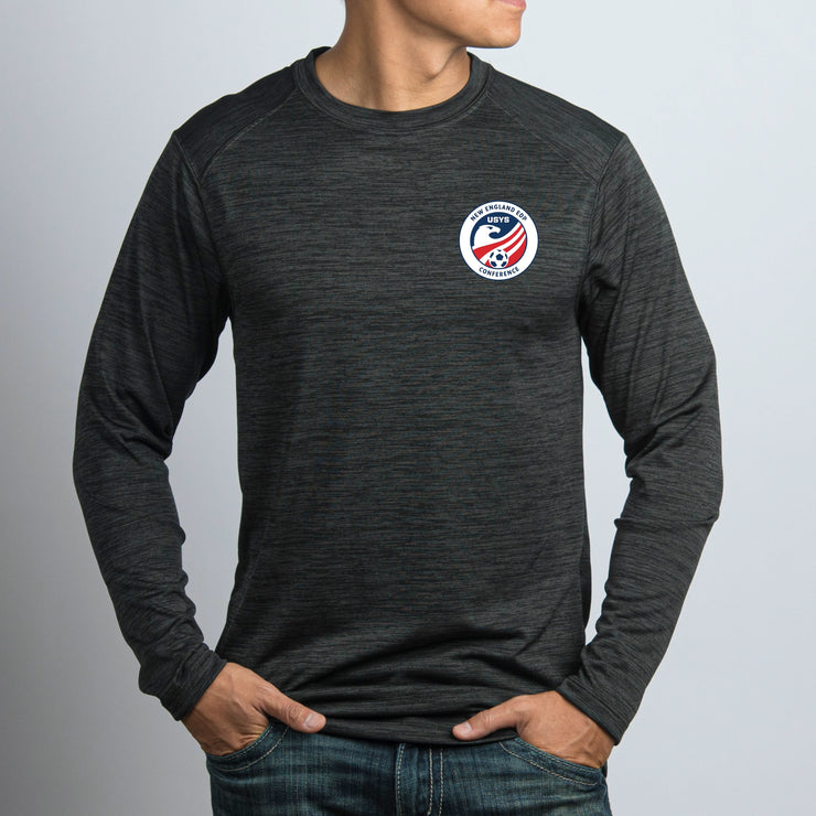 Black Tonal Tee (New England Conference)