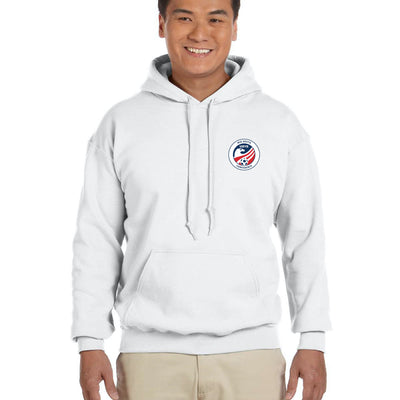 White Cotton Sweatshirt (Mid South Conference)